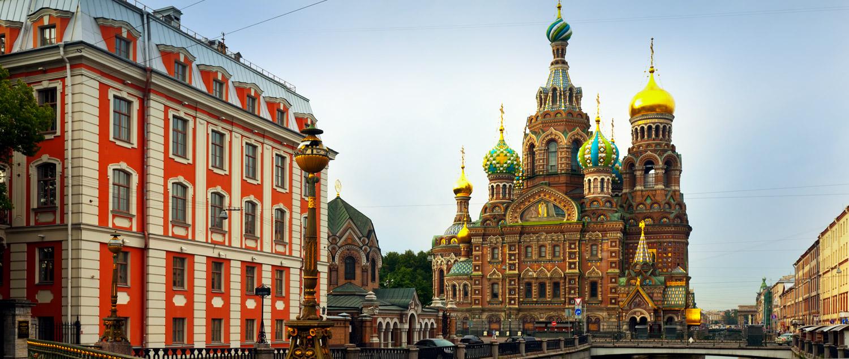 <p>St. Petersburg<br /> für Romantiker</p>